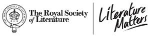 Royal Society Literature Matters logo RS Thomas Festival